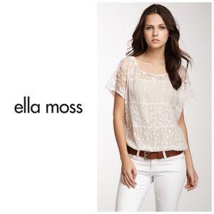 """Ella Moss """"Sabrina"""" top"""